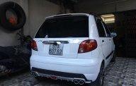 Xe Daewoo Matiz sản xuất 2008, màu bạc số sàn giá 105 triệu tại Tp.HCM