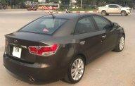 Cần bán xe Kia Cerato AT năm sản xuất 2011, màu đen, xe nhập số tự động giá 385 triệu tại Hà Nội