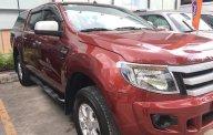 Cần bán lại xe Ford Ranger đời 2013, màu đỏ, nhập khẩu giá cạnh tranh giá 425 triệu tại Tp.HCM