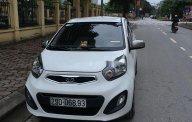 Bán xe Kia Morning năm 2011, màu trắng, nhập khẩu   giá 220 triệu tại Hà Nội