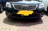 Bán Toyota Camry 2.4G AT năm 2012, màu đen chính chủ giá 550 triệu tại Tp.HCM