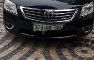 Bán Toyota Camry đời 2010, màu đen giá 600 triệu tại Hà Nội