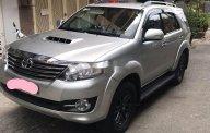 Bán Toyota Fortuner năm 2015, màu bạc, 710tr giá 710 triệu tại Tp.HCM