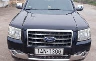 Bán xe Ford Everest MT năm sản xuất 2008, màu đen số sàn giá 319 triệu tại Hà Nội