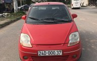 Chính chủ bán ô tô Chevrolet Spark đời 2013, màu đỏ, giá thấp, siêu tiết kiệm nhiên liệu giá 106 triệu tại Bắc Giang