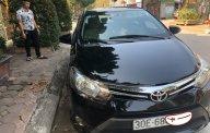 Chính chủ bán nhanh chiếc Toyota Vios đời 2017, màu đen, số tự động giá 450 triệu tại Hà Nội
