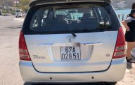 Bán xe Toyota Innova sản xuất năm 2007, màu bạc, giá tốt giá 291 triệu tại Tp.HCM