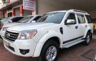 Cần bán Ford Everest 2009, màu trắng, nhập khẩu nguyên chiếc giá 350 triệu tại Gia Lai