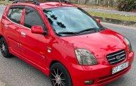 Bán Kia Morning năm sản xuất 2004, màu đỏ, nhập khẩu số tự động giá 160 triệu tại Bình Dương