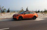 Cần bán lại xe Chevrolet Cruze LS 1.6 MT năm sản xuất 2015, màu đỏ số sàn, giá tốt giá 400 triệu tại Tp.HCM