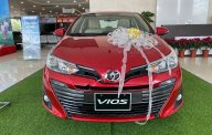 Cần bán Toyota Vios sản xuất năm 2020, màu đỏ, giá 555tr giá 555 triệu tại Bắc Ninh