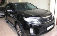 Cần bán lại xe Kia Sorento GATH đời 2014, màu đen, chính chủ giá 640 triệu tại Hà Nội