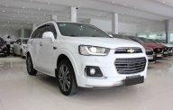 Bán ô tô Chevrolet Captiva sản xuất năm 2017, màu trắng số tự động giá cạnh tranh giá 650 triệu tại Hà Nội
