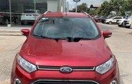Bán Ford EcoSport 1.5AT năm 2015, màu đỏ giá 420 triệu tại Tp.HCM