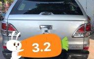 Cần bán gấp Mazda BT 50 3.2 4x4 AT đời 2014 số tự động, màu bạc giá 475 triệu tại Hà Nội