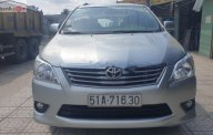Bán Toyota Innova 2.0E đời 2013, màu bạc, giá 398tr giá 398 triệu tại Đồng Tháp