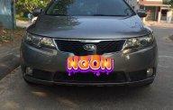 Bán xe Kia Forte MT năm 2010, màu xám số sàn giá cạnh tranh giá 270 triệu tại Đà Nẵng