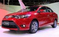 Toyota Phú Mỹ Hưng bán xe Toyota Vios 1.5G sản xuất năm 2020, màu đỏ giá 520 triệu tại Tp.HCM
