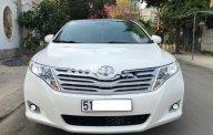 Bán Toyota Venza 3.5 AWD đời 2010, màu trắng, nhập khẩu xe gia đình giá 695 triệu tại Tp.HCM