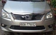 Cần bán Toyota Innova sản xuất năm 2012, màu bạc, giá chỉ 389 triệu giá 389 triệu tại Đồng Nai