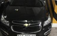 Cần bán Chevrolet Cruze LTZ 1.8 AT sản xuất 2015, màu đen   giá 410 triệu tại Tp.HCM