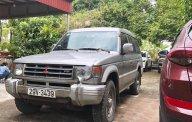 Cần bán lại xe Mitsubishi Pajero 3.0 năm 2005, màu bạc giá cạnh tranh giá 180 triệu tại Hà Nội