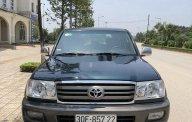 Bán Toyota Land Cruiser sản xuất 2005, màu đen giá cạnh tranh giá 510 triệu tại Hà Nội