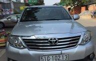 Bán Toyota Fortuner đời 2012 giá cạnh tranh giá 585 triệu tại Tp.HCM
