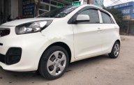 Bán xe Kia Morning Si MT 2015, màu trắng, chính chủ giá 225 triệu tại Thái Nguyên