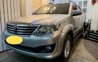 Bán Toyota Fortuner năm sản xuất 2013, màu bạc số tự động giá cạnh tranh giá 560 triệu tại Tp.HCM