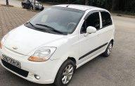 Cần bán gấp Chevrolet Spark đời 2011, màu trắng   giá 99 triệu tại Hà Nội