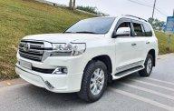 Bán Toyota Land Cruiser VX 4.6 V8 2016, màu trắng, nhập   giá 3 tỷ 450 tr tại Hà Nội