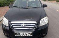 Bán xe Daewoo Gentra đời 2011, màu đen giá 165 triệu tại Bắc Ninh