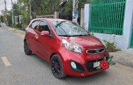 Cần bán Kia Morning năm 2014, màu đỏ, giá tốt giá 268 triệu tại Tp.HCM