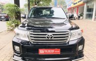 Bán Toyota Land Cruiser sản xuất năm 2015, màu đen, nhập khẩu nguyên chiếc giá 2 tỷ 450 tr tại Hà Nội