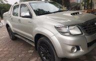 Bán Toyota Hilux đời 2013, màu bạc, xe cá nhân giá 410 triệu tại Hà Nội
