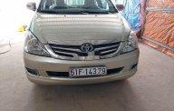 Cần bán lại xe Toyota Innova sản xuất 2008 chính chủ, giá 295tr giá 295 triệu tại Vĩnh Long