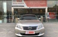 Bán xe Toyota Camry 2.5Q sản xuất năm 2014, màu nâu, số tự động giá 790 triệu tại Tp.HCM
