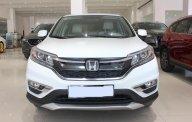 Cần bán gấp Honda CR V năm sản xuất 2016, màu trắng giá 750 triệu tại Tp.HCM