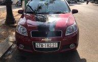 Bán Chevrolet Aveo năm 2017, màu đỏ số sàn, 285tr giá 285 triệu tại Đắk Lắk
