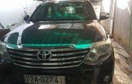 Cần bán Toyota Fortuner năm sản xuất 2012, màu đen, xe chính chủ giá 470 triệu tại BR-Vũng Tàu
