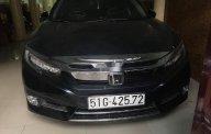Cần bán lại xe Honda Civic 2017, màu đen, nhập khẩu giá 810 triệu tại Tp.HCM