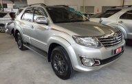 Cần bán Toyota Fortuner 2.7V năm sản xuất 2013, màu bạc, 670tr giá 670 triệu tại Tp.HCM