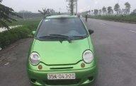 Bán Daewoo Matiz SE năm 2007, màu xanh lục giá cạnh tranh giá 55 triệu tại Bắc Ninh