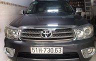 Cần bán xe Toyota Fortuner đời 2009, màu xám số tự động, giá tốt giá 425 triệu tại Tp.HCM
