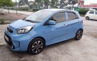 Xe Kia Morning sản xuất năm 2015, màu xanh lam chính chủ giá 228 triệu tại Hà Nội