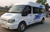 Cần bán lại xe Ford Transit năm sản xuất 2005, màu trắng chính chủ, 135tr giá 135 triệu tại Tp.HCM