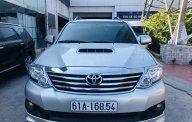 Cần bán gấp Toyota Fortuner 2.5G năm sản xuất 2014, màu bạc số sàn, 695tr giá 695 triệu tại Tp.HCM
