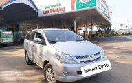 Cần bán lại xe Toyota Innova 2006, màu bạc giá 198 triệu tại Đồng Nai