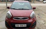 Cần bán lại xe Kia Morning năm 2014, màu đỏ, xe nhập giá 182 triệu tại Hà Nội